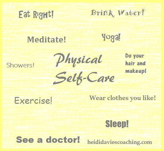 Physical Self-Care